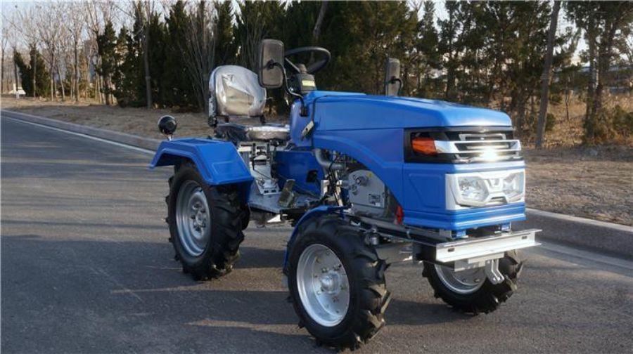 12HP_Mini_Tractor