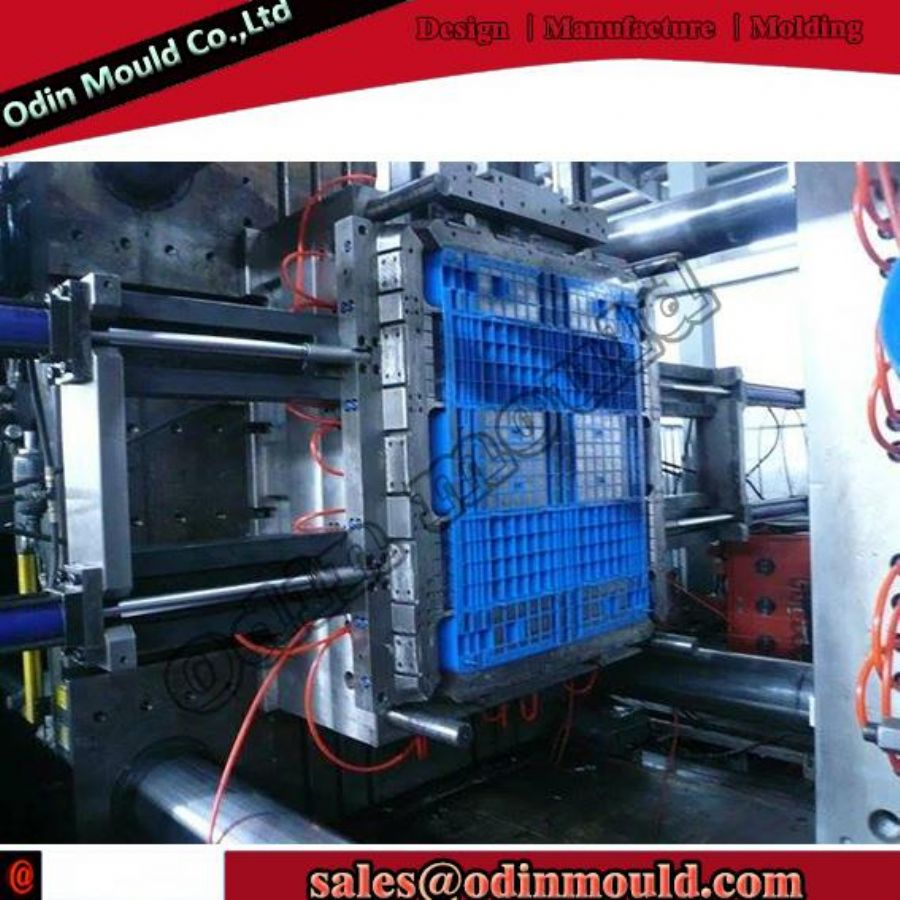 Professionaldouble Face Plastic Injection Mould For Pallet