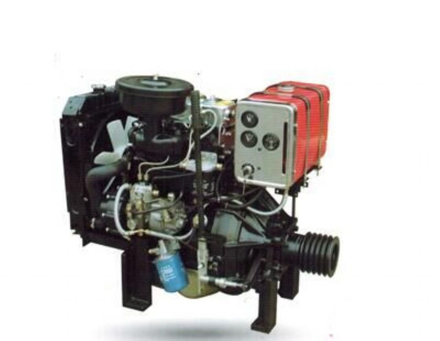 Jiangdong_jd_2100_Twin_Cylinder_20_25_Hp_Stationary_Diesel_Engine
