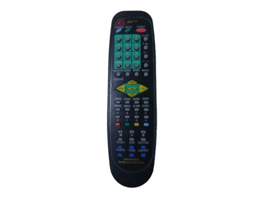 32 Buttons Ultra-thin Infrared Remote Controller