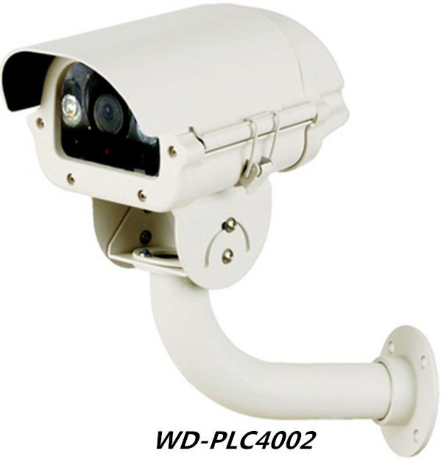 Lightning Protection And Water Proof HD PLC IP Camera For Outdoor Security Monitoring Use