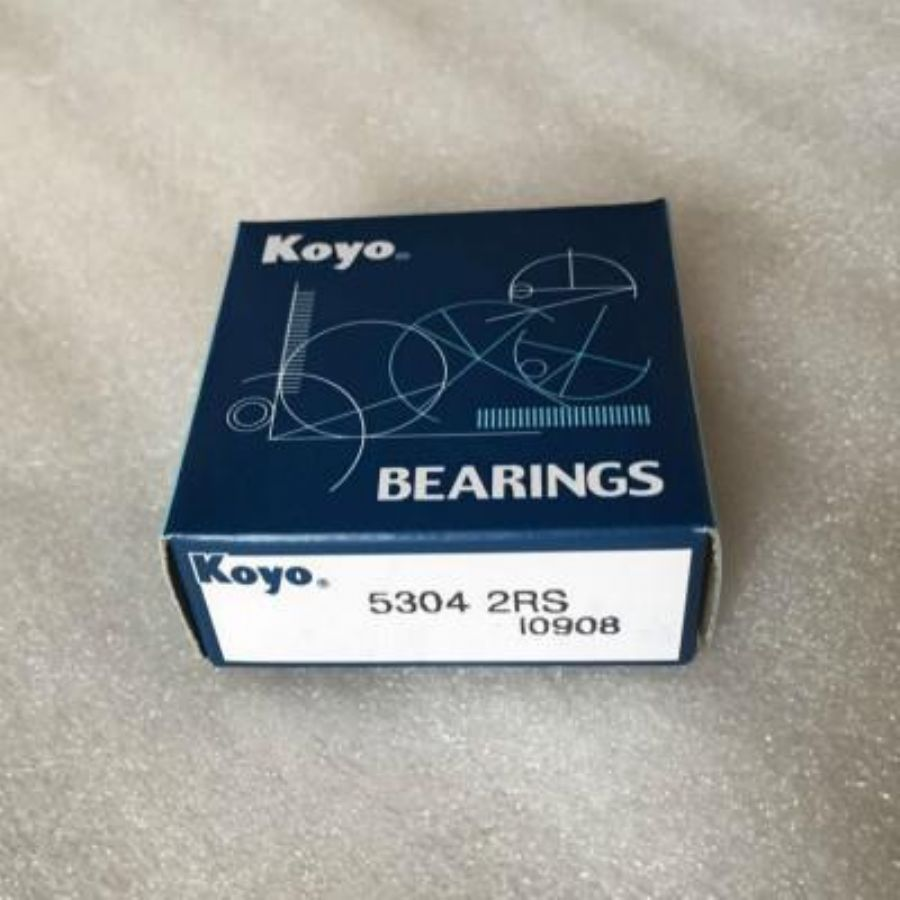 KOYO 6200 2RS Deep Groove Ball Bearing