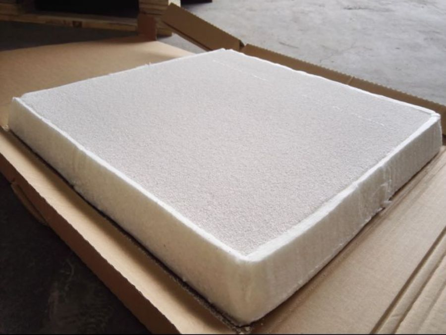 Industrial Filters For Filtration Of Molten Aluminium - metal Alloy Square Shape
