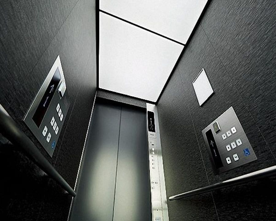 Both Economical And Luxury Passenger Elevator For Residence Building And Hotel And Office Building