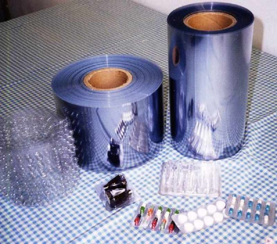 PVC Film or PVC Shee