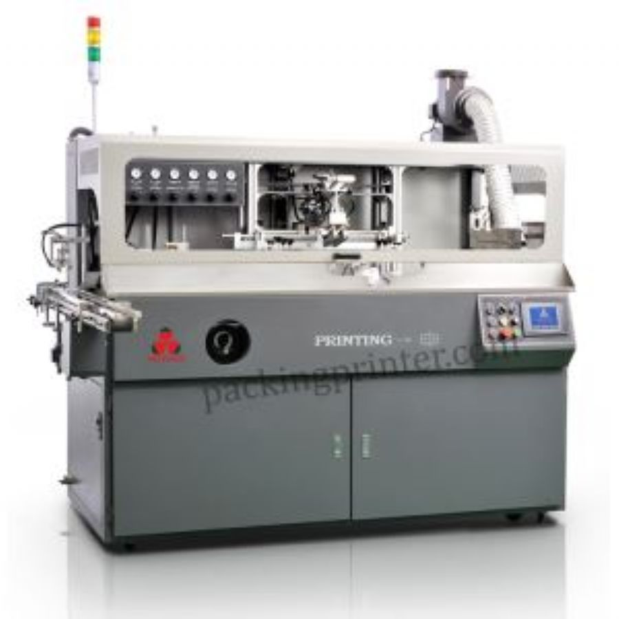 Fully Automatic Multi Function One Color Screen Printer For Different Shapes And Materials Of