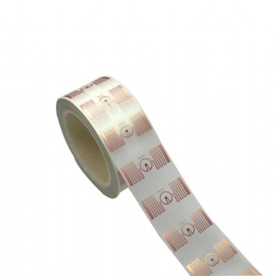 Printable Adhesive Good Uhf Rfid Tag For Clothing Security Management
