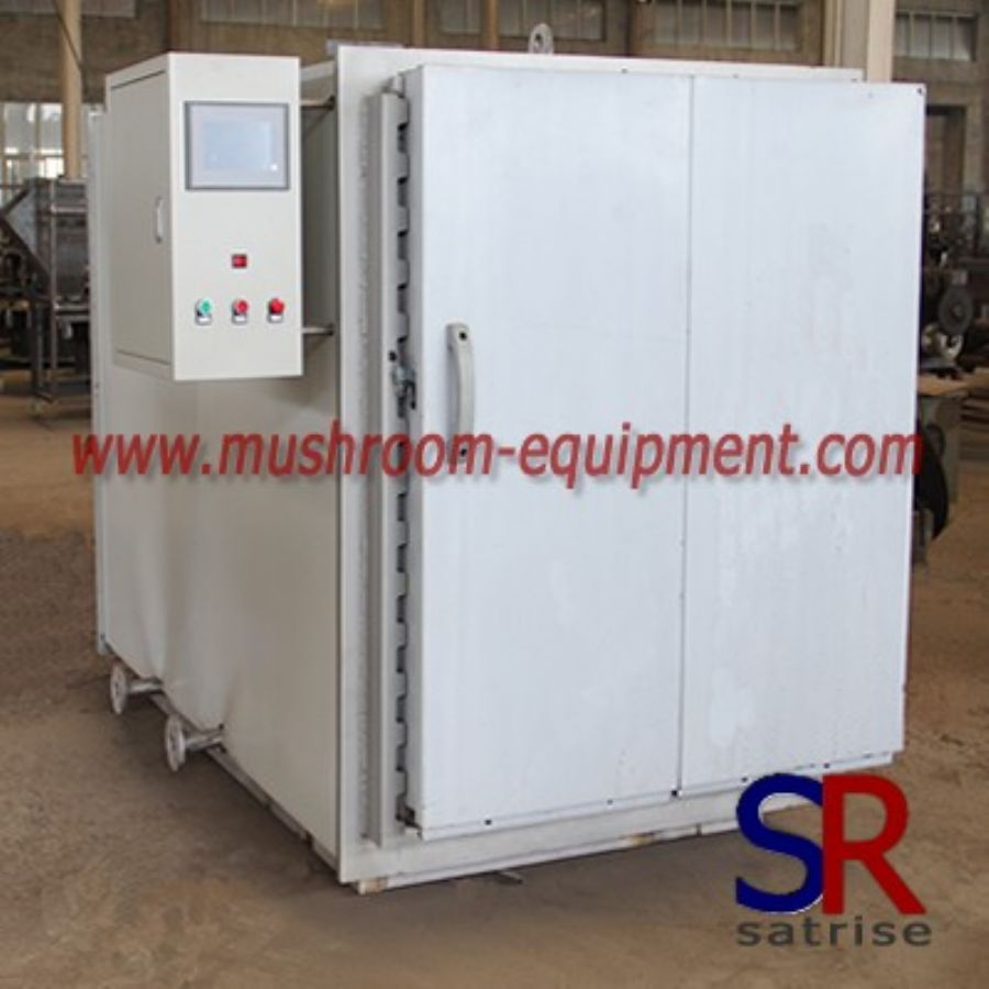 electric heating large capacity steam autoclave