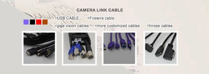 Standard_Camera_Link_Cable_3_Meter_With_Molding_And_Assembly_Ferrite_In_Beige_Color