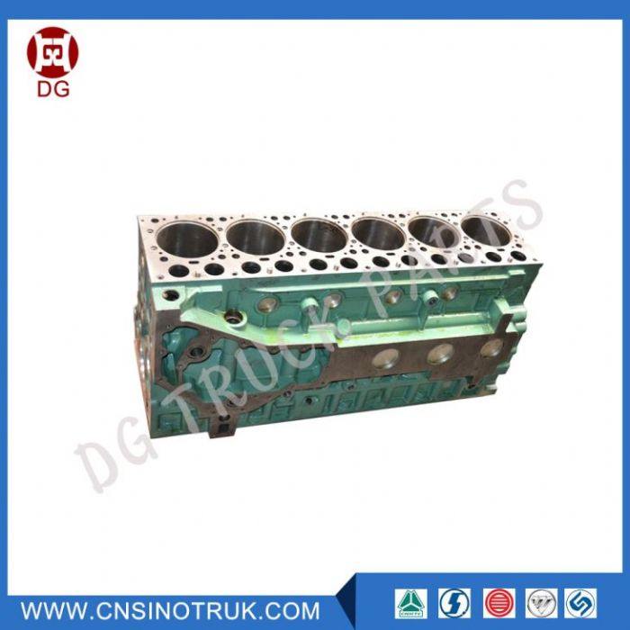 Sinotruk HOWO A7 Engine Parts Cylinder Block 61500010383