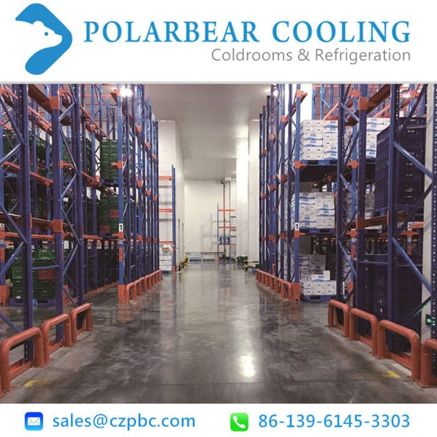 Commercial & Industrial Cold Room / Freezer Room