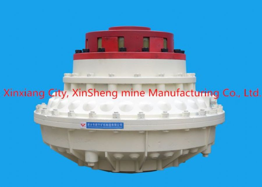 YOX Scraper Conveyer Constant Fill Fluid Coupling And Transmission Converter