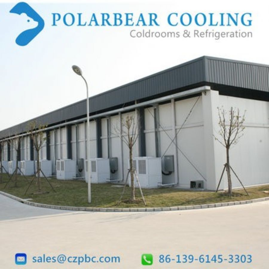 Hot cold storage in