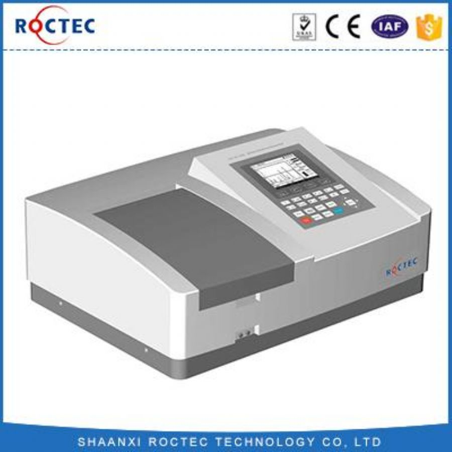 High_Quality_Laboratory_UV_6100S_DOUBLE_BEAM_UV_VIS_Spectrophotometer