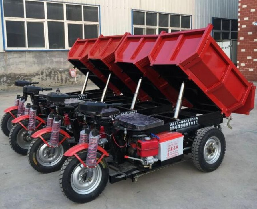 Produce mining electric vehicles according