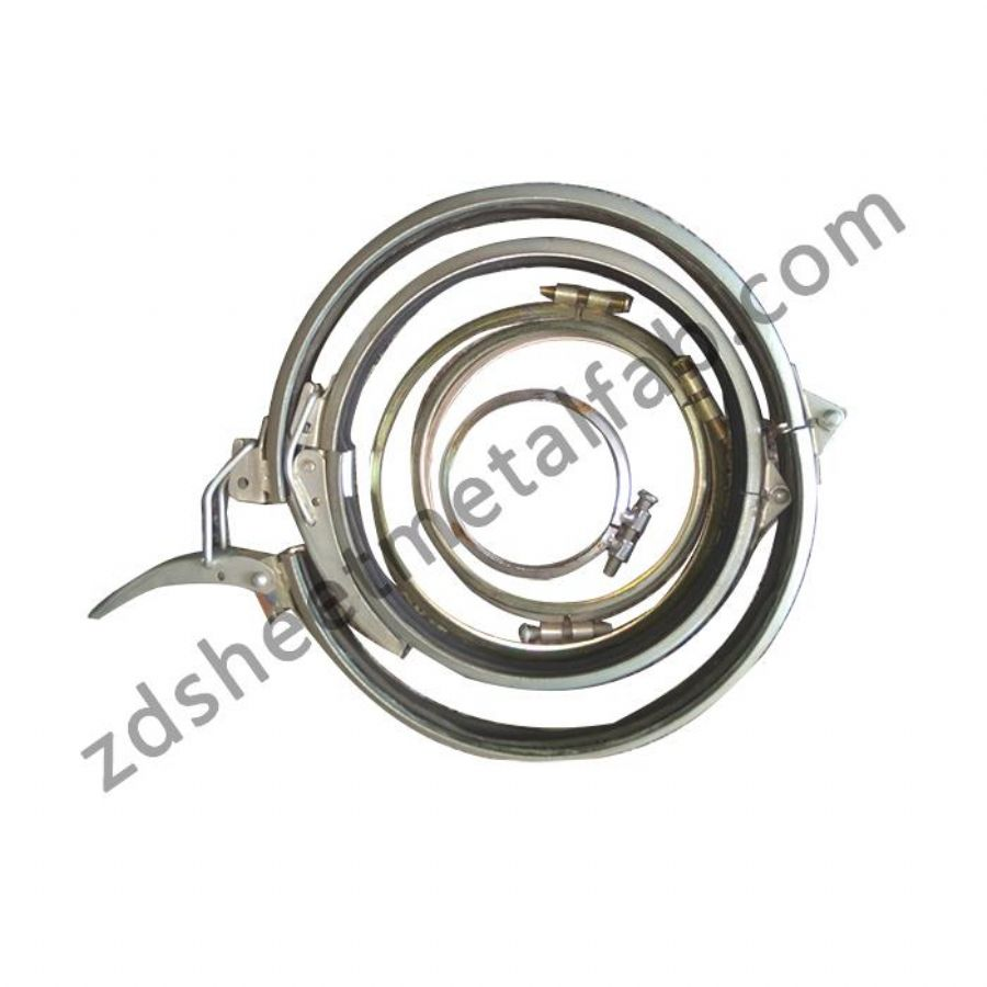 Zinc Plated Or Stain