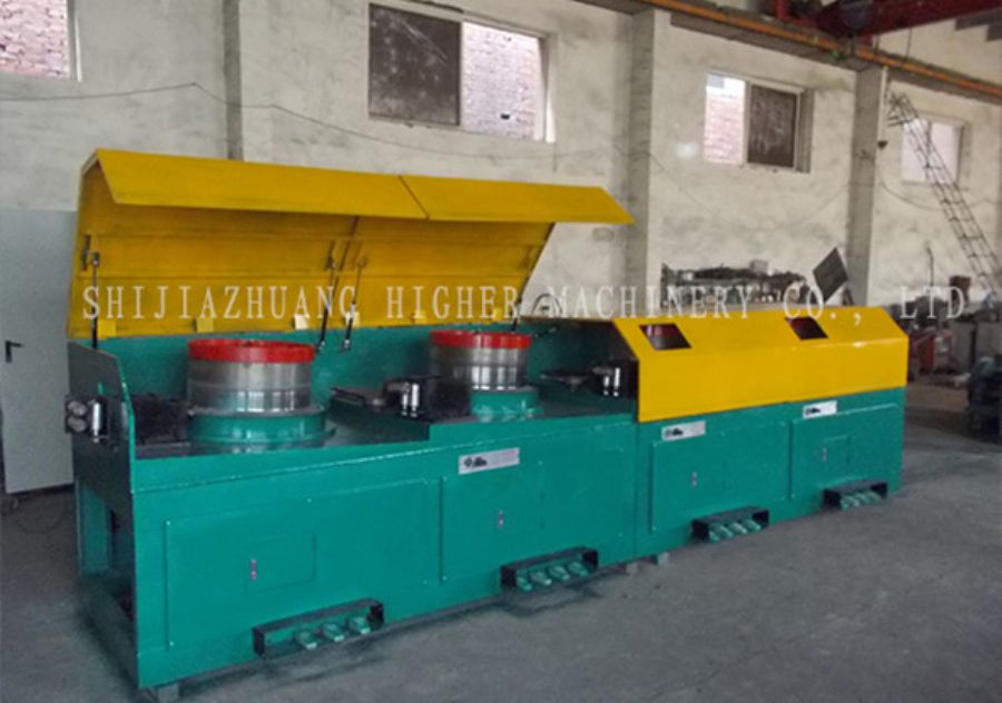 Steel wire copper wire drawing machine