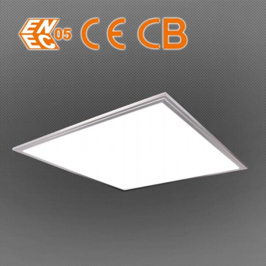 LED Flat Panel Lights For Office,conference Room, Supermarket, School, Hospital