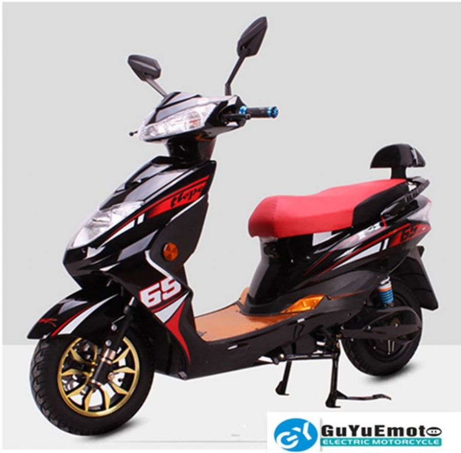ES-XY Popular 60V Elctric Motor Power Scooter For Adults 2017
