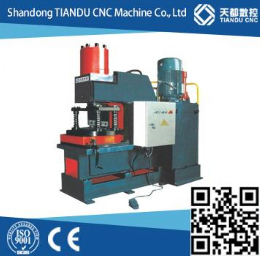 QJ Hydraulic Notchin