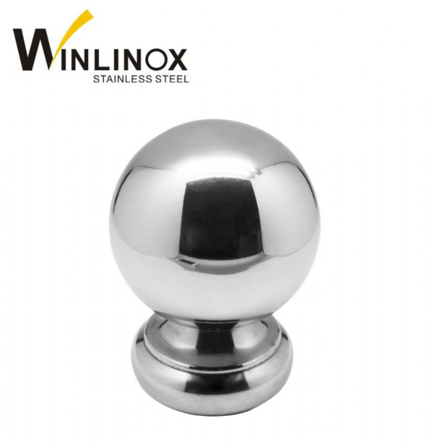 Stainless Steel Handrail Ball Decorative Ball Top Ball