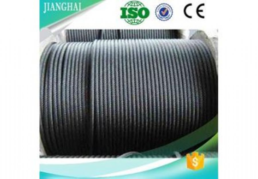 Grease Lifting Wire Rope Construction 6 X 25Fi 6x 29Fi For Lifting