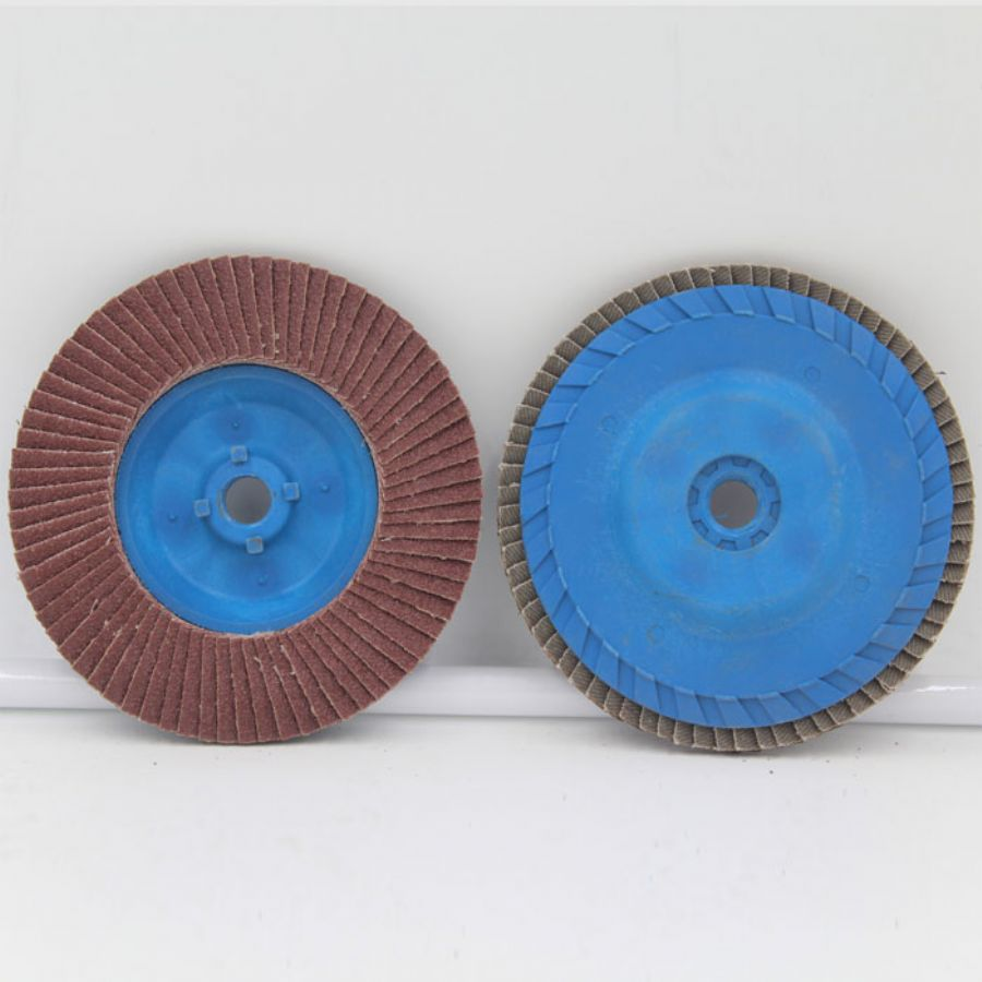 Aluminum Flap Discs For Wooden And - metal Polishing