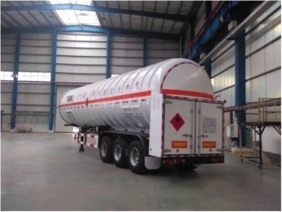 Cryogenic_Liquid_Transport_Semitrailer