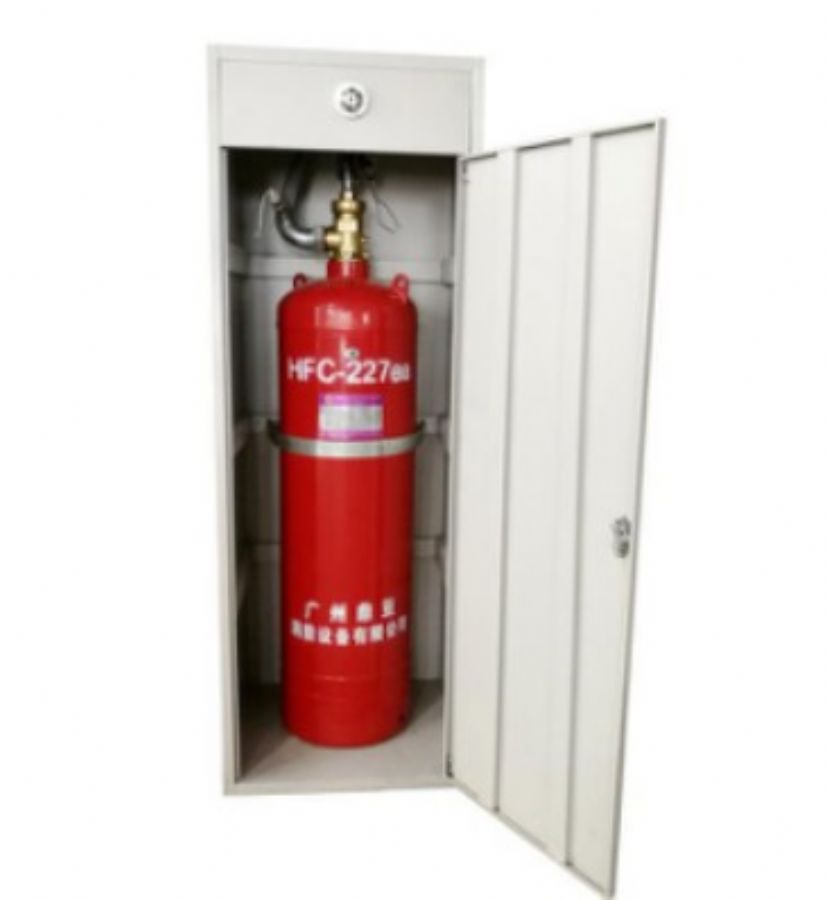 Excellent Quality HFC-227ea Automatic Gas Fire Extinguisher Supply And Factory In China