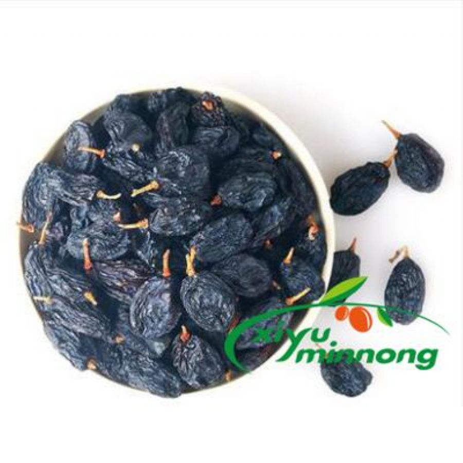 Black Raisins Currant Dried Fruits Organic Natural Baking Material Whole Jumbo Size Sweet