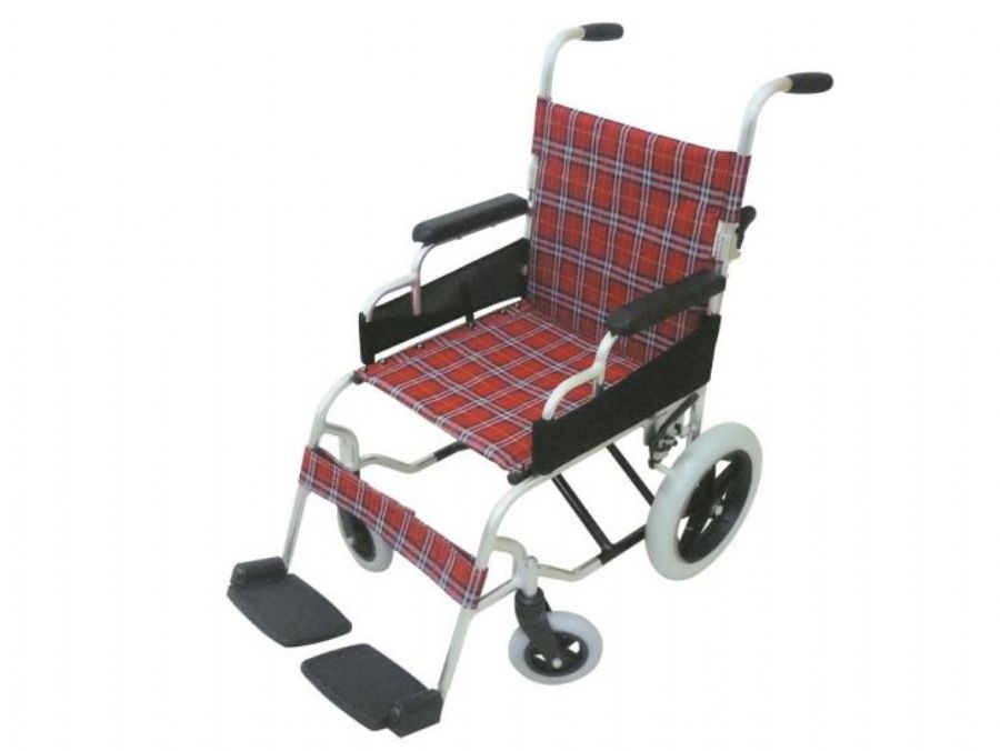 Comfortable Detachable Nursing Wheelchair