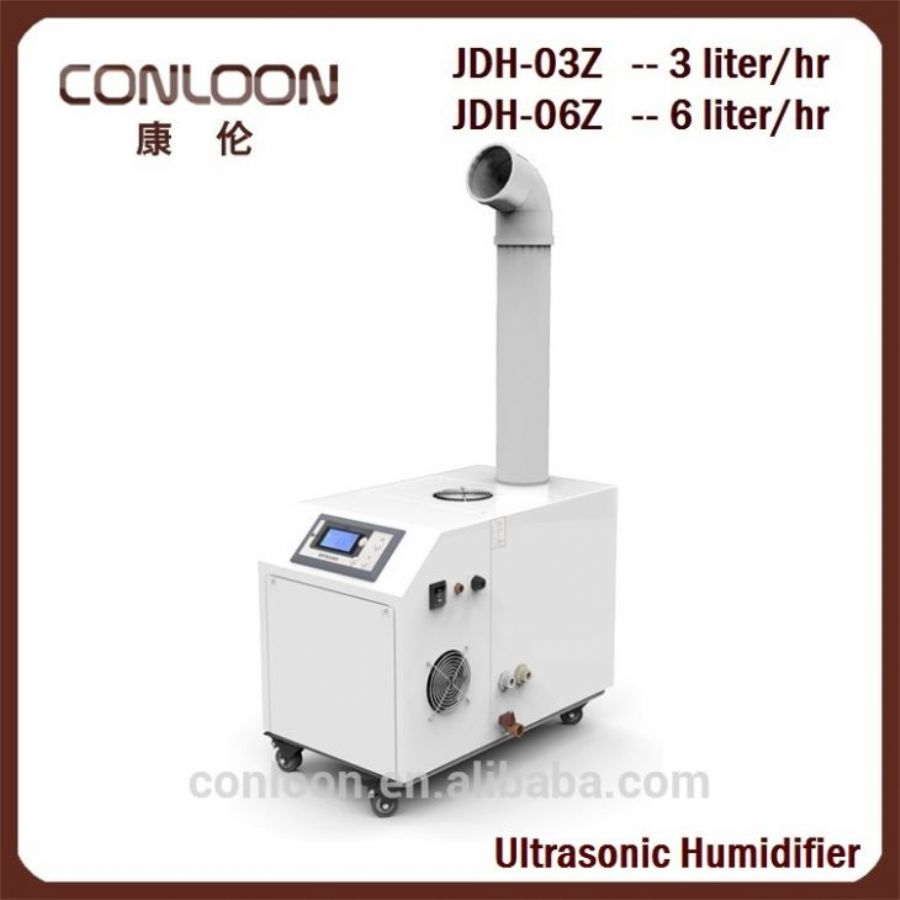 Ultrasonic Cigar Mist HAVC Humidifier