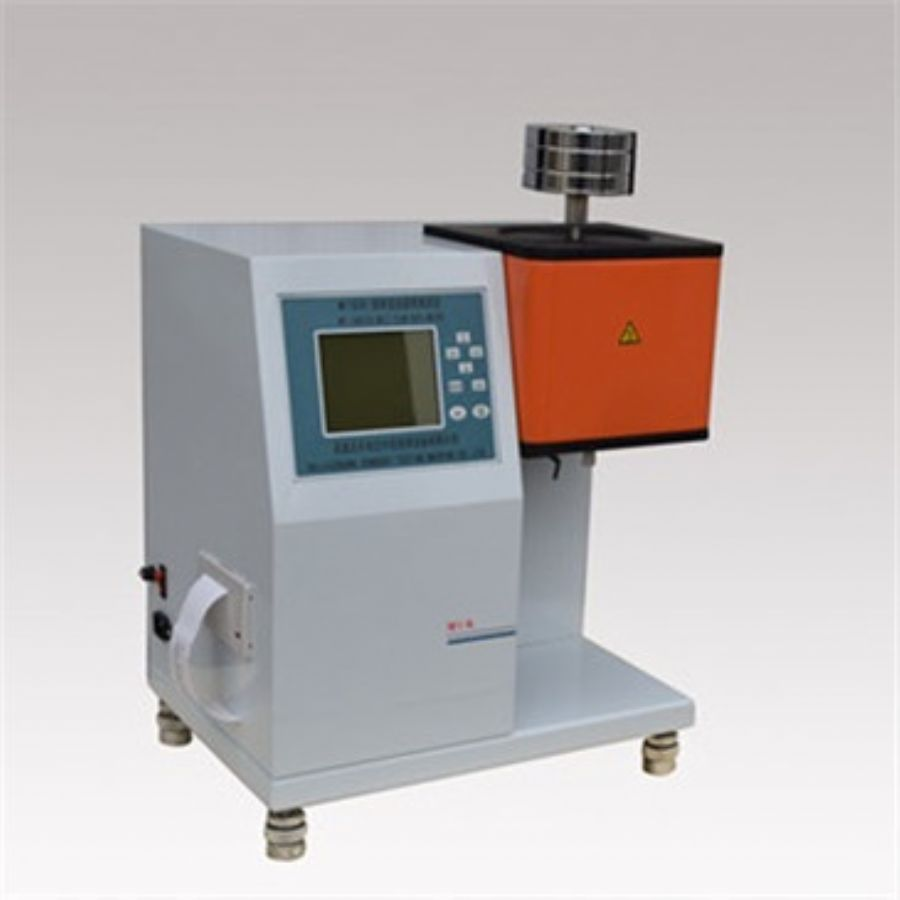 Digital Display Plastic Melt Flow Index Tester(MFR Test Method)