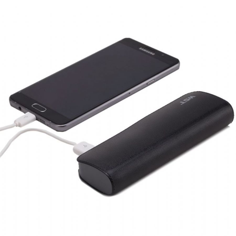 High Conversion Patent Program Compact Power Bank Smart Charging 7800mAh 5V 2A Micro USB Cable