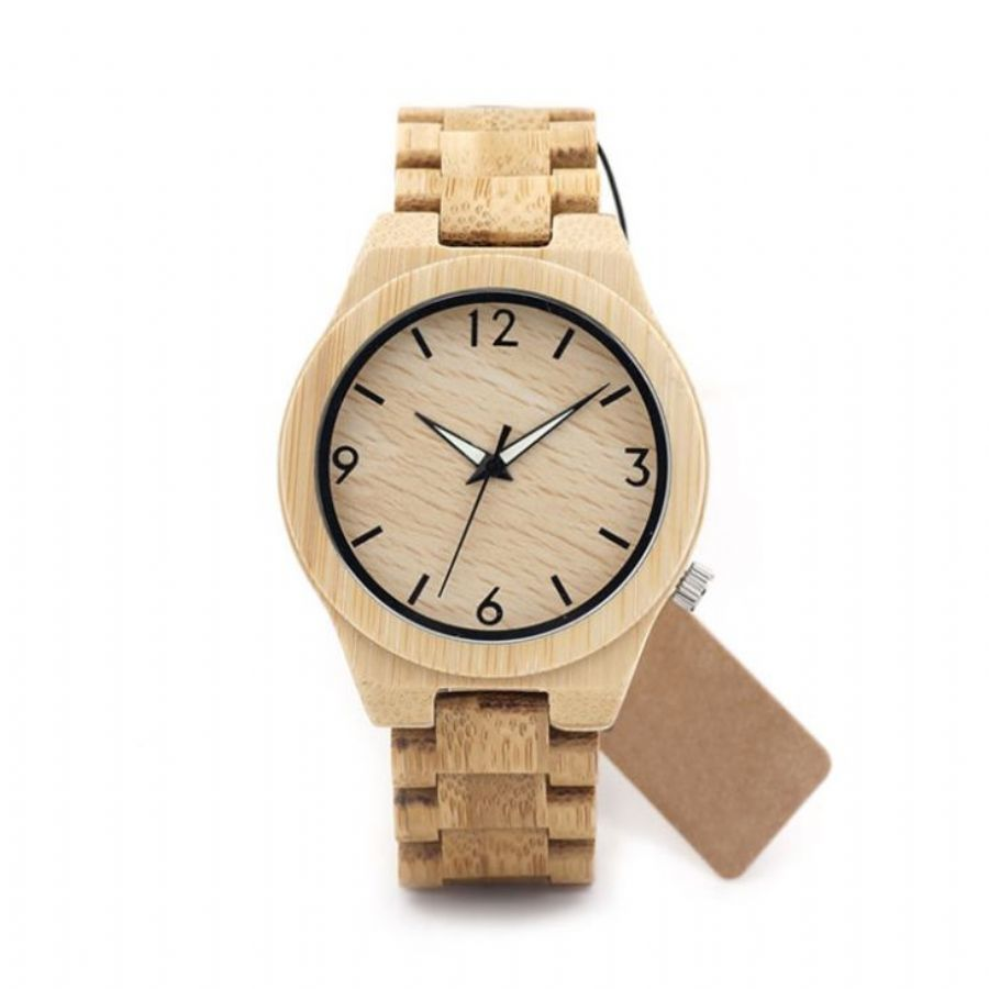 Handcrafted Handmade Wooden Watches For Mens