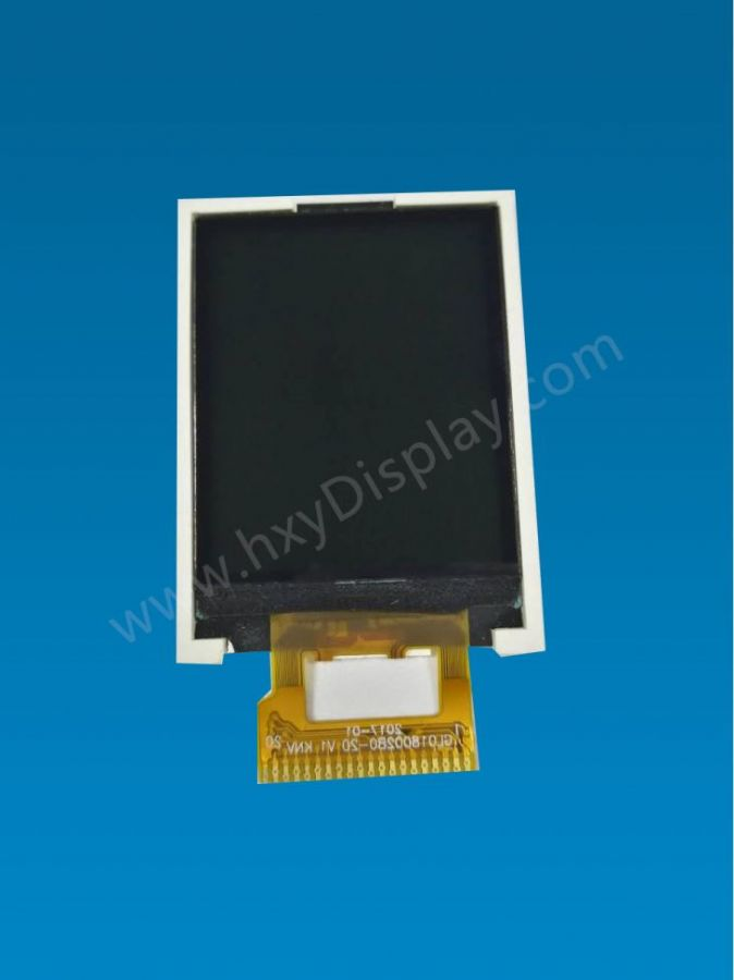 1.44 Inch TFT LCD128*128 HD High Light Display Module