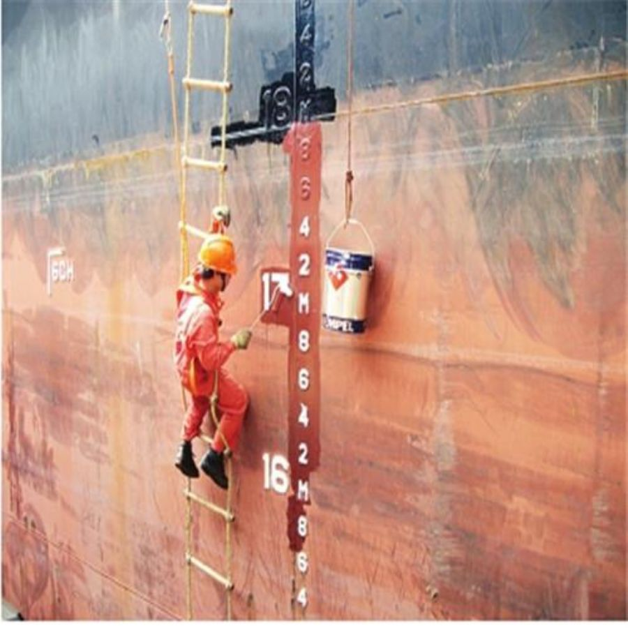 General_Epoxy_Zinc_Yellow_Shop_Primer_Rust_Protection_Paint_Marine_Coating