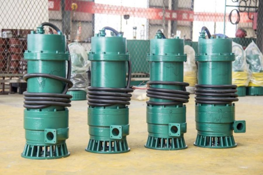 Corrosion_Resistant_Sump_Explosion_Proof_Drainage_Pumps