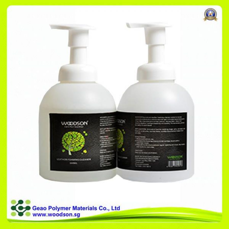Synthetic PU And PVC Gentle Foaming Cleaner And Cleaning Shampoo, Sport Shoe Cleaner