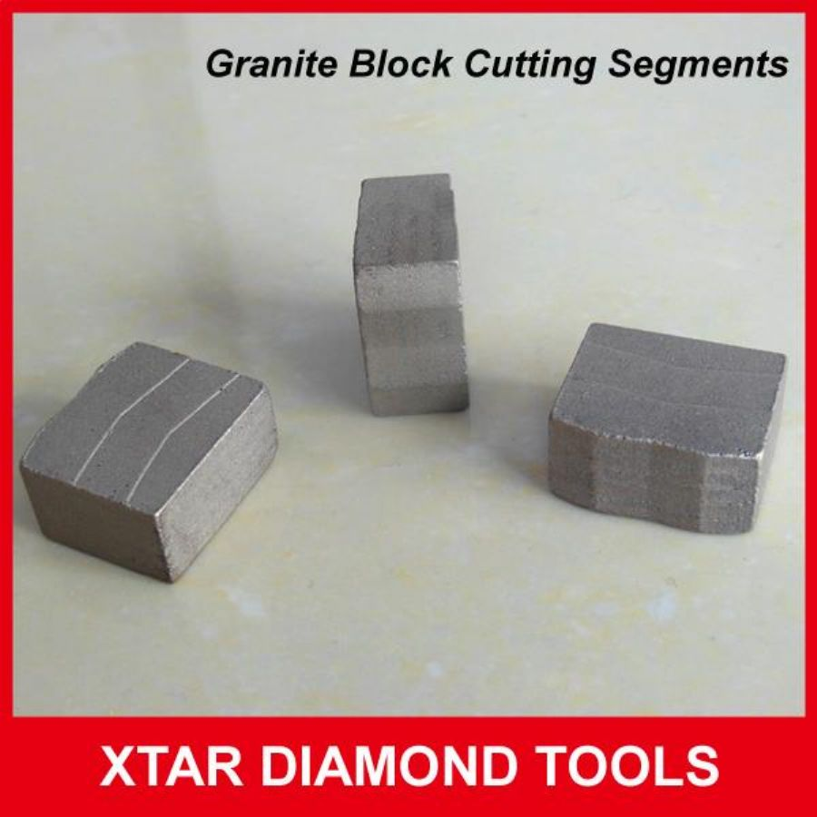 M Shape Diamond Segments For Granite Block Cutter Machine