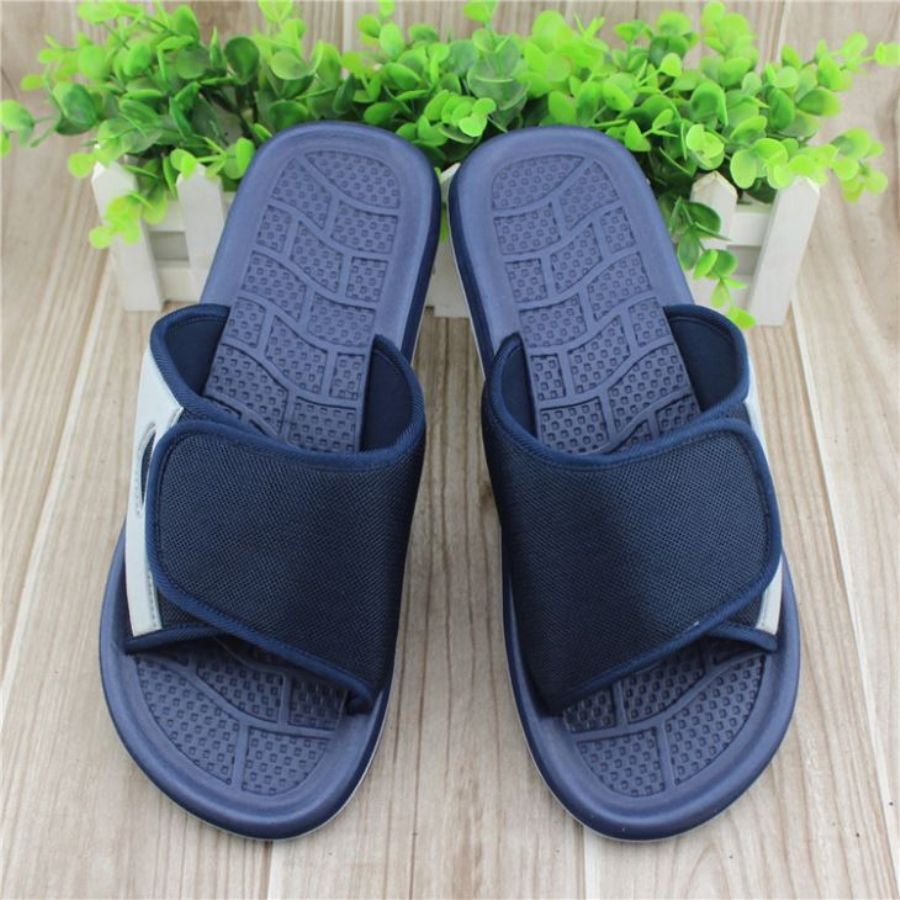 Home Use House Bedroom Mens Indoor Slippers