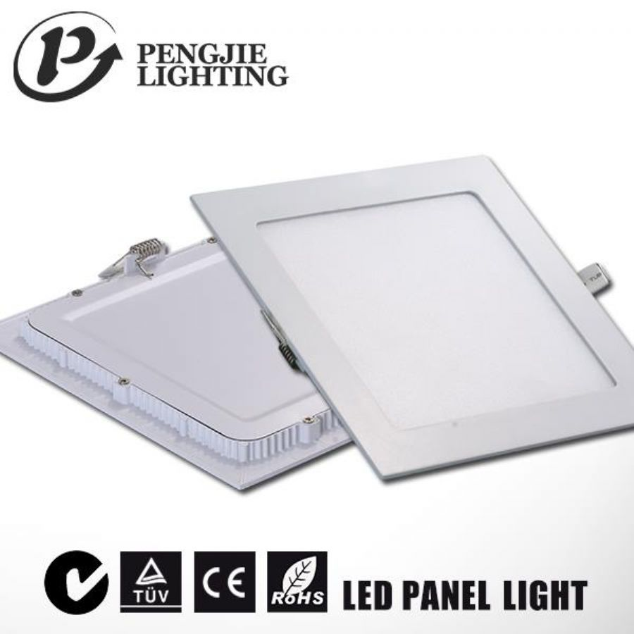 Hot Sale 6W Non-leakage LED Home Lighting Square LED Panel Light With High Lumen