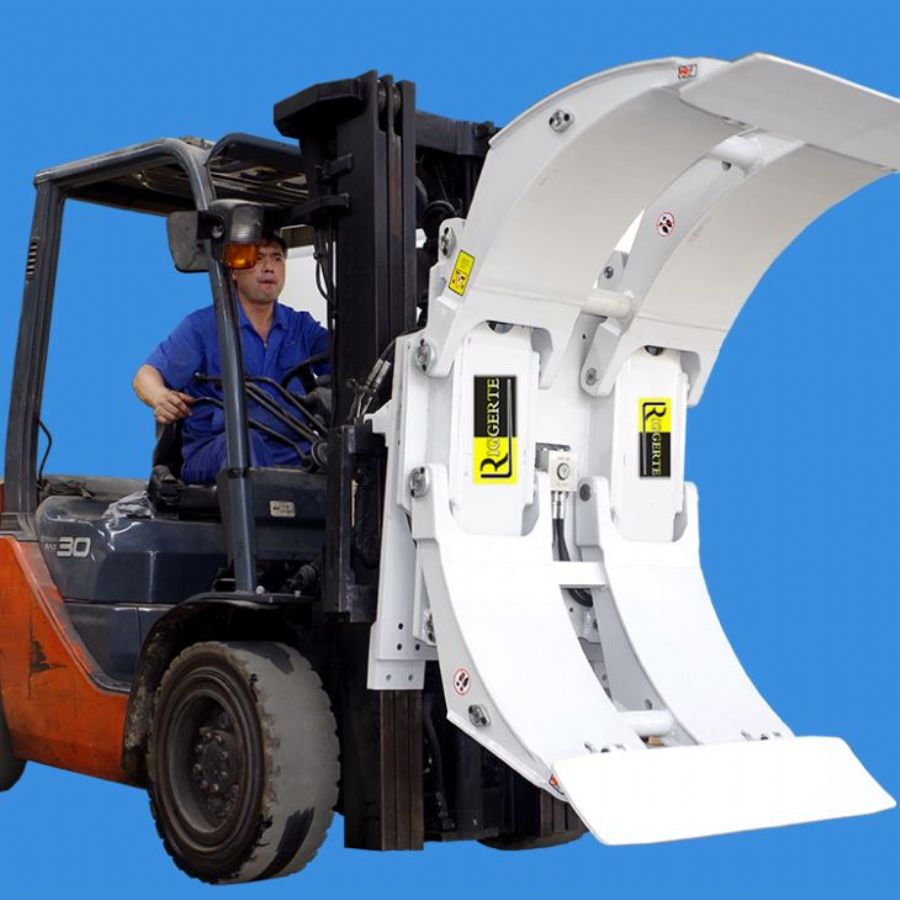 Paper_Roll_Clamp_Truck_Forklift_Attachments_Lift_Truck_Attachment_Paper_Roll_Loading_And_Unloading