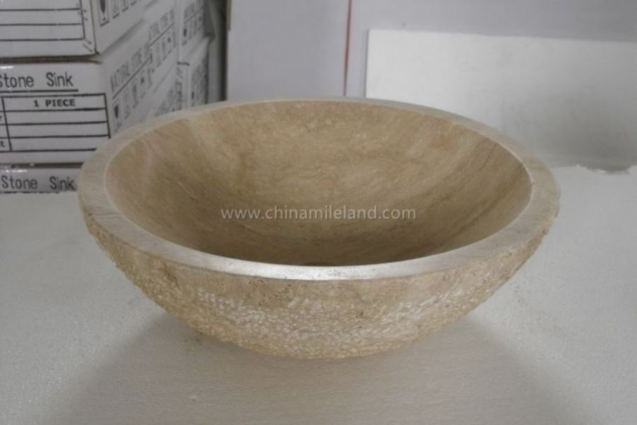 Beige_Travertine_Bowl_With_Rough_Exterior_For_Bathroom_Vessel_Sink