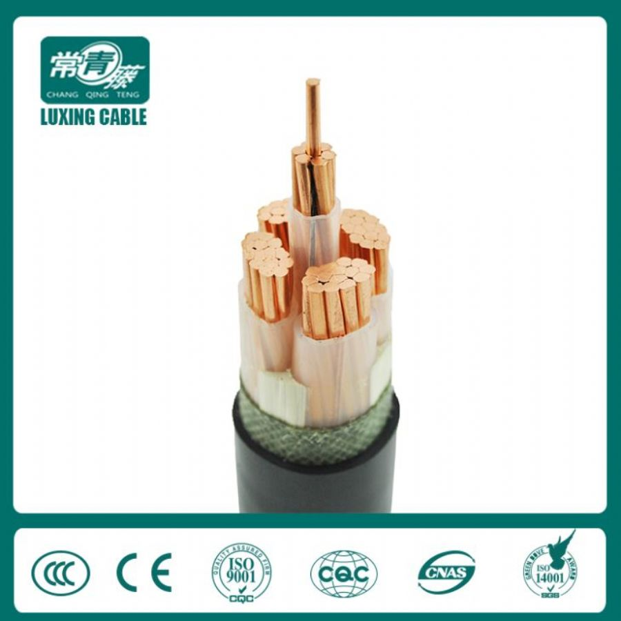 0.6/1kV Unarmouered Low Voltage Cable To IEC60502 Standard CU/XLPE/PVC Cable