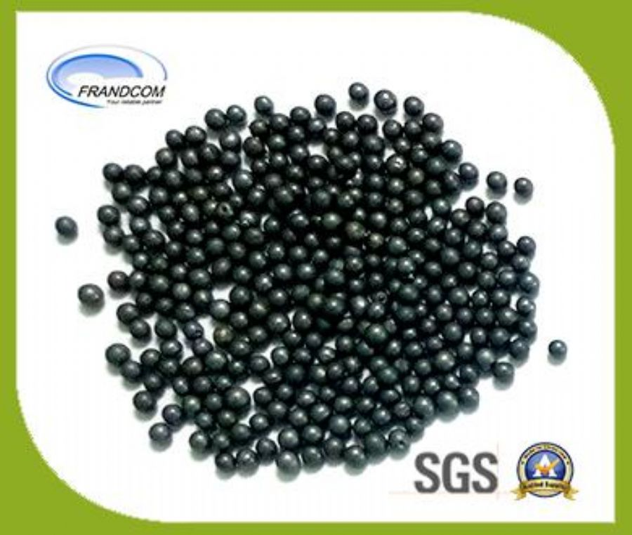 Sand Blasting Abrasives Cast Steel Shot S930 For Steel Structures