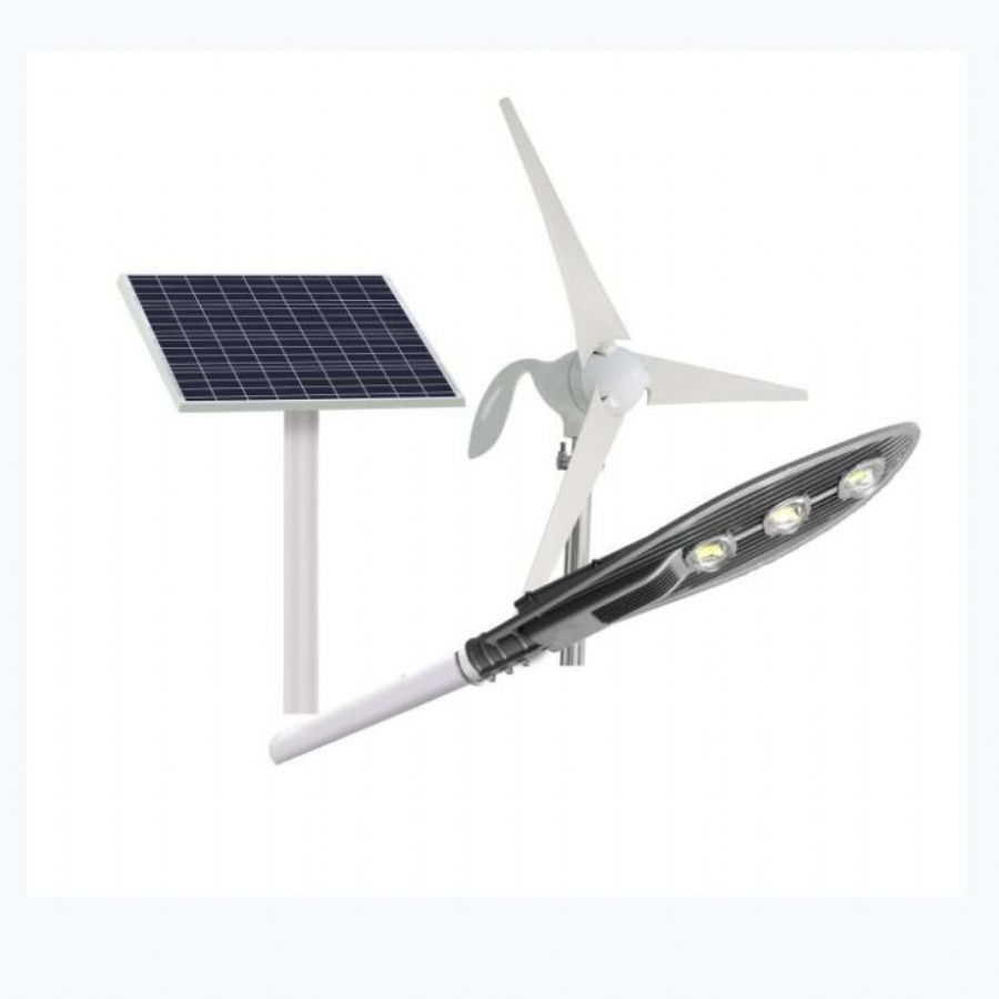 Wind Solar Garden Street Lights Best Outdoor LED Lighting ZK7153B