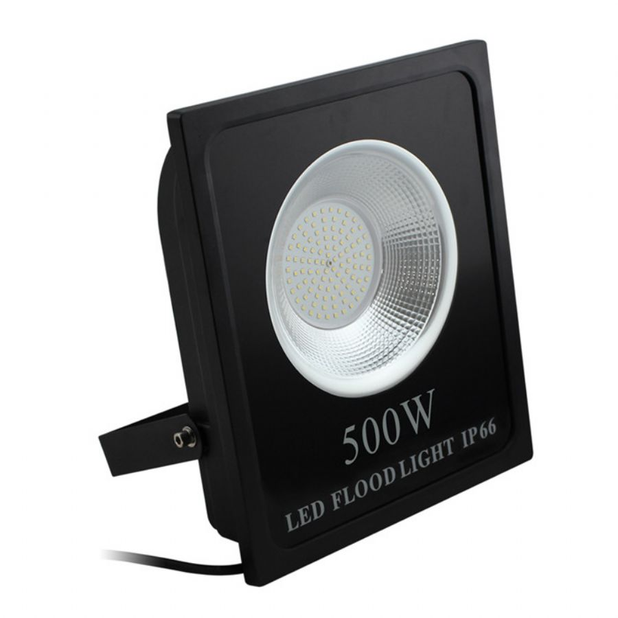 3 Years Warranty Black COB 500w Led Flood Light For Outdoor Lighting