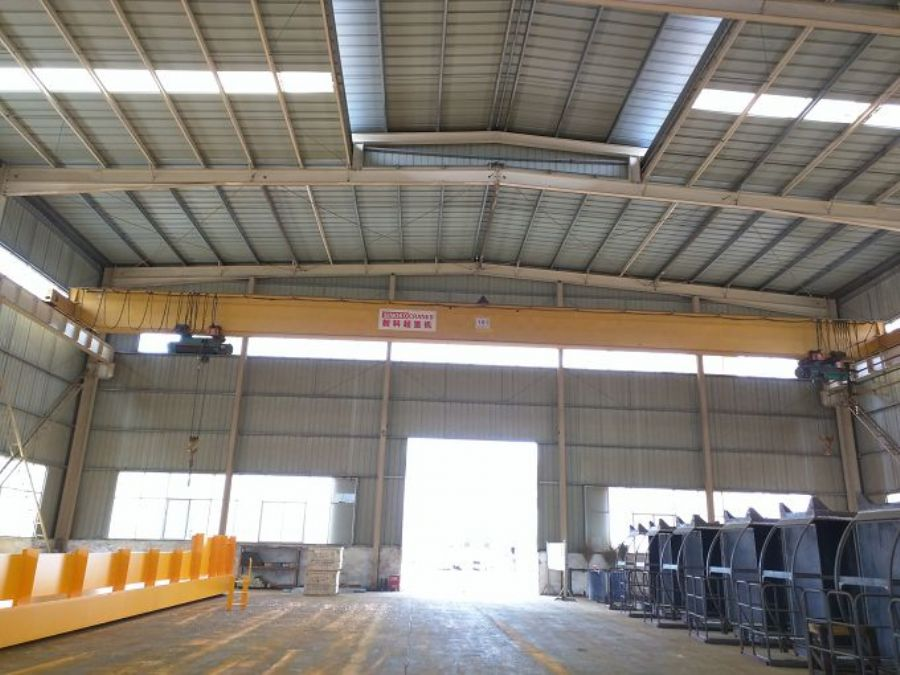 LDA Steel Structure
