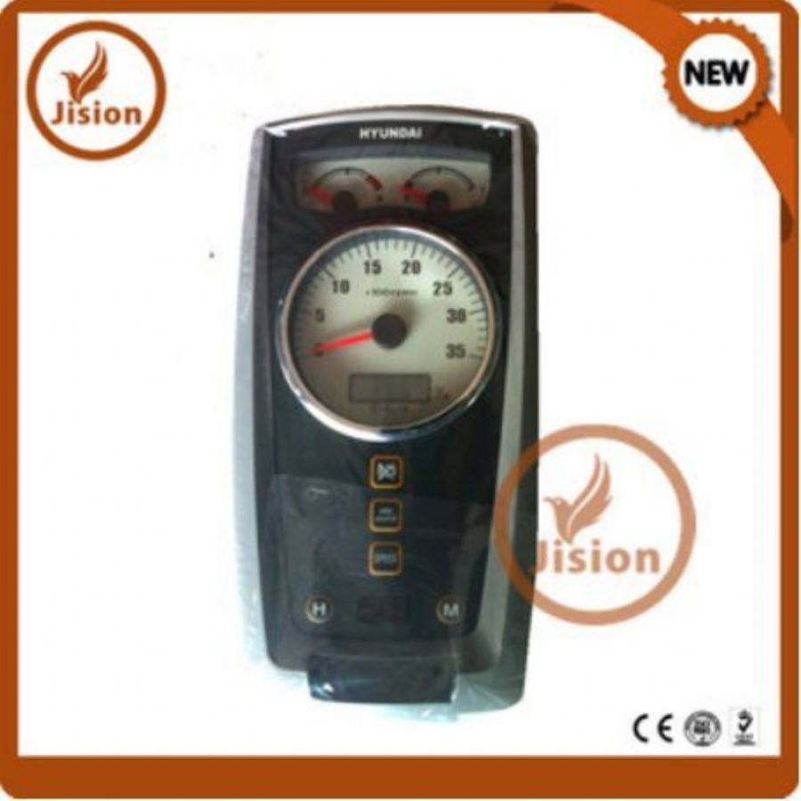 R555LC_7_Excavator_Monitor_LCD_Cluster_Display_21M8_50011_21M8_51010
